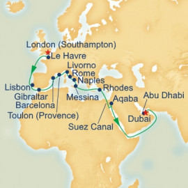 Grand Adventure Itinerary