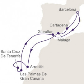 Canary Islands Quest Itinerary