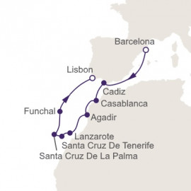 Iberian Discovery Itinerary