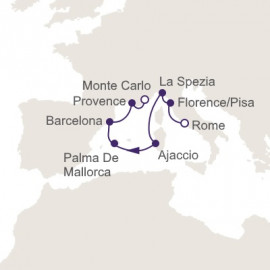Traditions of Catalonia Regent Seven Seas Cruises Cruise