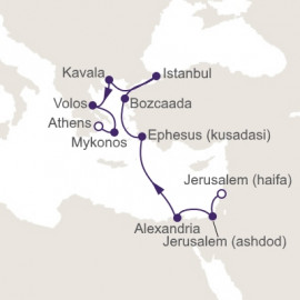 Glories Of The Aegean Regent Seven Seas Cruises Cruise