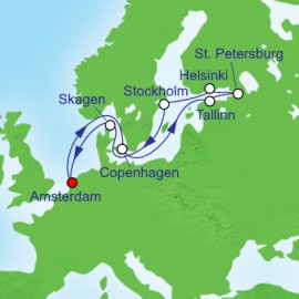 Baltic Royal Caribbean Cruise