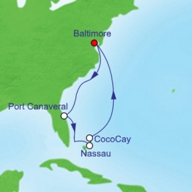 Se Coast and Perfect Day Holiday Royal Caribbean Cruise
