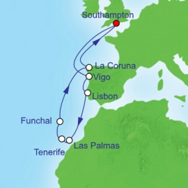 Canaries Adventure Itinerary