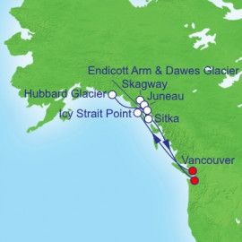 Alaska Royal Caribbean Cruise