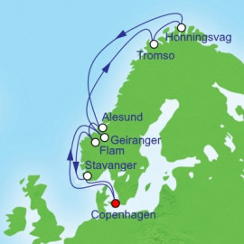 Arctic Circle Itinerary