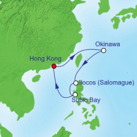 Japan and Philippines Royal Caribbean Cruise