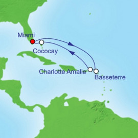 Eastern Caribbean Royal Caribbean Cruise
