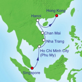 Singapore To Hong Kong Royal Caribbean Cruise