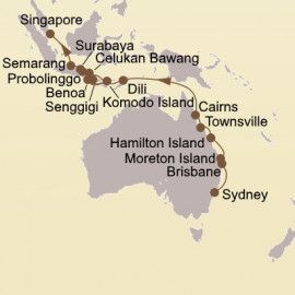 Australia and Orchid Isles