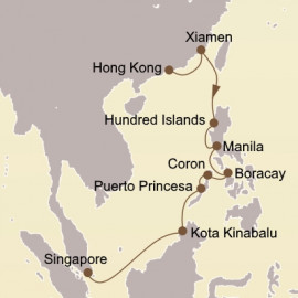 Gems Of The South China Sea Seabourn Cruise