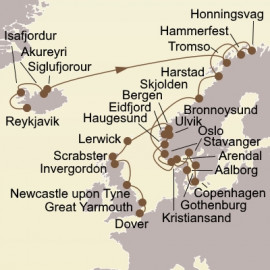 A Viking Summer Itinerary