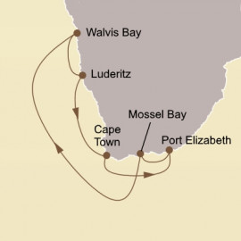 South Africa and The Skeleton Coast