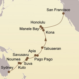 Polynesian Pathways Itinerary