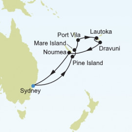 South Pacific Isles