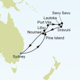 South Pacific Isles Silversea Cruises Cruise