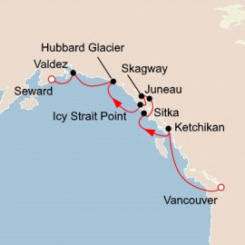 Alaska and the Inside Passage