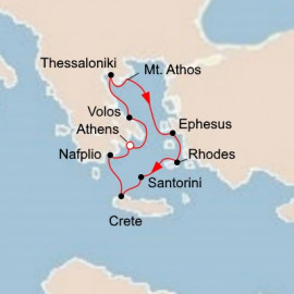 Greek Odyssey Viking Ocean Cruises Cruise