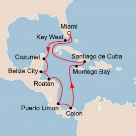 Panama and Central America and Cuba Viking Ocean Cruises Cruise