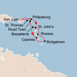 West Indies Explorer Viking Ocean Cruises Cruise