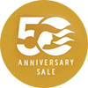 Princess 50th Anniversary Sale