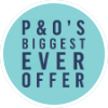 P&O's Biggest Ever Sale