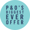 P&O's Biggest Ever Offer NZ