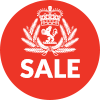 Cunards April Sale