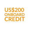 Royal Caribbean Onboard Cabin Credits up to US$200