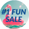 #1 Fun Sale with Up to $700 onboard credit