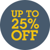 Azamara's up to 25% off sale