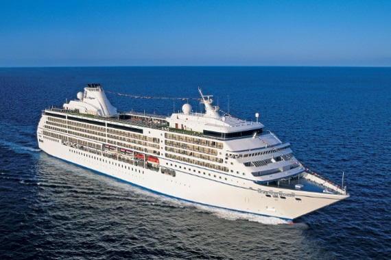 Regent Seven Seas Cruises Seven Seas Mariner new zealand Across NZ