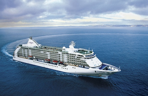 Regent Seven Seas Cruises Seven Seas Voyager new zealand Across NZ