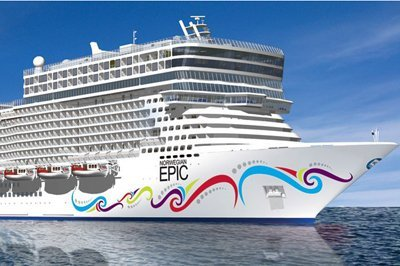 Norwegian Cruise Line Norwegian Epic new zealand NewZealandNZ