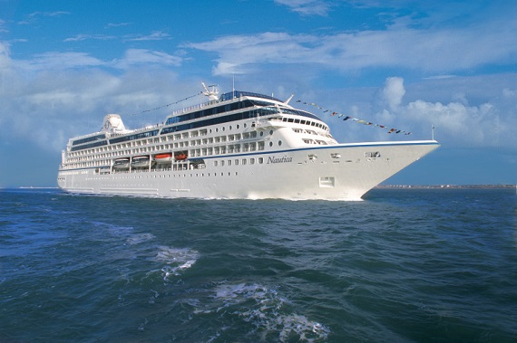 Oceania Cruises Nautica new zealand Across NZ