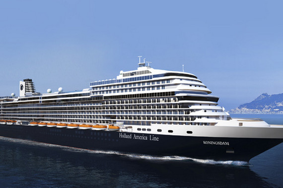 Holland America Line Koningsdam new zealand NewZealandNZ