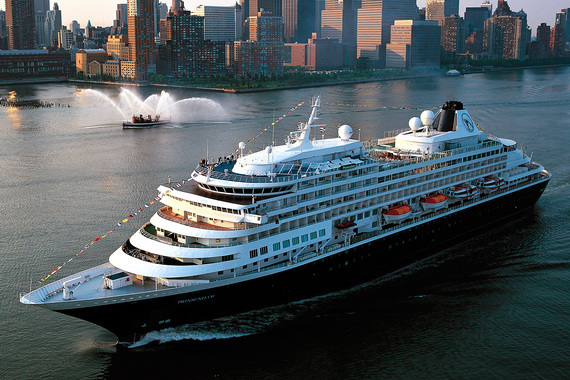 Holland America Line Prinsendam new zealand NewZealandNZ