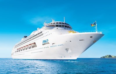 P&O Cruises P&O - Pacific Jewel australia senior cruises