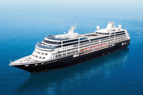Azamara Club Cruises Azamara Pursuit new zealand Across NZ
