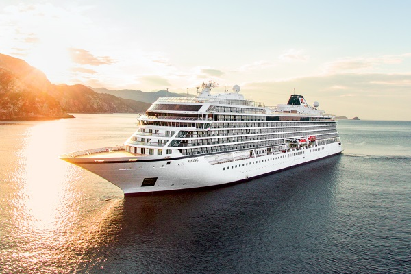 Viking Ocean Cruises Viking Sky new zealand NewZealandNZ