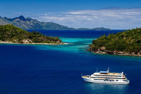 Blue Lagoon Cruises Fiji Princess australia cruise sale