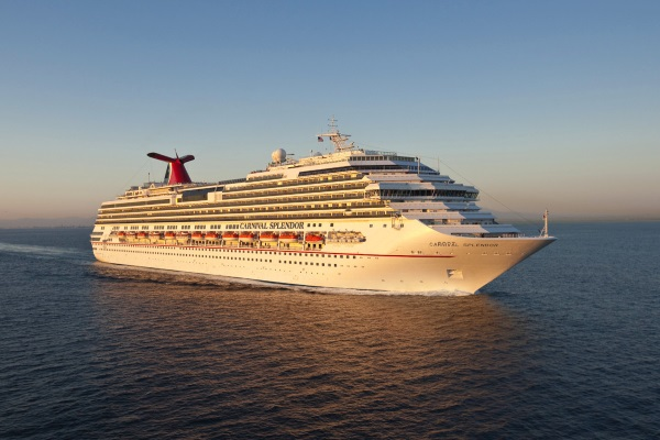 Carnival Cruises Carnival Splendor new zealand Across NZ