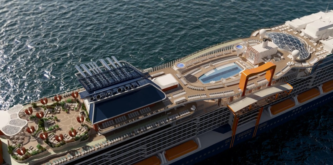 Celebrity Cruises Celebrity Edge australia Salamanda Travel