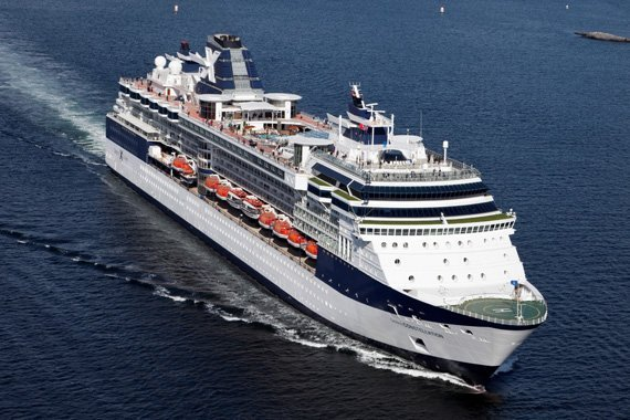 Celebrity Cruises Celebrity Constellation new zealand Across NZ