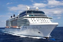 Celebrity Cruises Celebrity Eclipse new zealand Across NZ