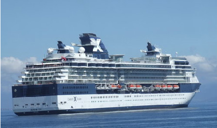 Celebrity Cruises Celebrity Millennium new zealand Across NZ