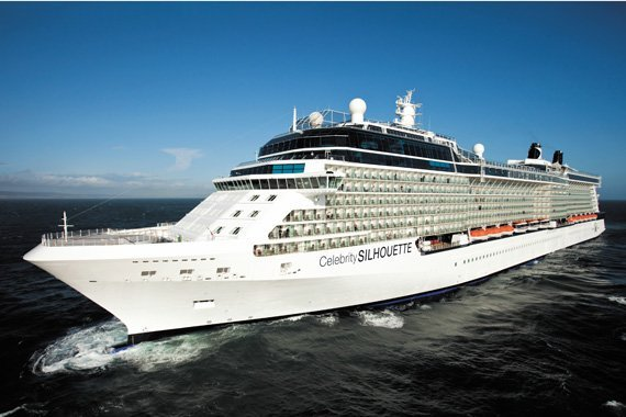Celebrity Cruises Celebrity Silhouette new zealand Across NZ