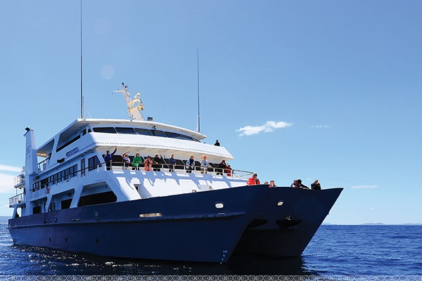 Coral Expeditions Coral Expeditions I new zealand NewZealandNZ