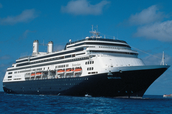 Holland America Line Rotterdam new zealand NewZealandNZ