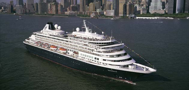 Holland America Line Amsterdam new zealand NewZealandNZ
